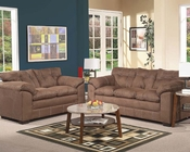 Sofa Set Lucille Espresso by Acme Furniture AC50365SET