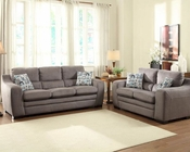 Sofa Set Neve by Homelegance EL-8502GY-SET