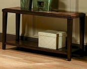 Sofa Table Belvedere by Homelegance EL-3276-05