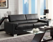 Sofa Vernon in Black by Homelegance EL-9603BLK-3