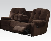 Sofa w/ Motion Nailah by Acme Furniture AC51145
