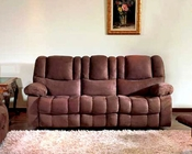Sofa with Gliding and Reclining Seats MO-SYKRS