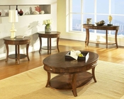 Somerton Curved Top Occasional Table Set Gatsby SO-422-04SET