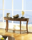 Somerton Curved Top Sofa Table Gatsby SO-422-05