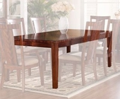Somerton Dining Rectangular Leg Table Runway SO-140-64