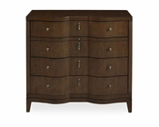 Somerton Dwelling Bachelorette Chest Claire de Lune SO-801-95