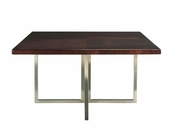 Somerton Dwelling Contemporary Square Cocktail Table Soho SO-432-06