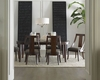 Somerton Dwelling Dining Set w/ Oval Shaped Table Cirque SO-416-63SET