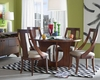 Somerton Dwelling Dining Set w/ Pedestal Table Manhattan SO-419-61SET