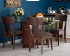 Somerton Dwelling Dining Set w/ Transformed Table Studio SO-431G60SET