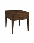 Somerton Dwelling End Table Claire de Lune SO-801-02