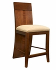 Somerton Dwelling European Style Counter Height Chair Milan SO-153-38 (Set of 2)