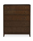 Somerton Dwelling Five Drawer Chest Claire de Lune SO-801-94
