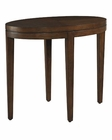 Somerton Dwelling Oval Chair Side Table Claire de Lune SO-801A02