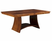 Somerton Dwelling Patterned Dining Table Milan SO-153-62