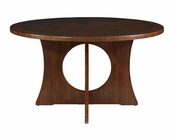 Somerton Dwelling Pedestal Table Manhattan SO-419-61