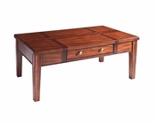 Somerton Dwelling Rectangular Cocktail Table Runway SO-140-04