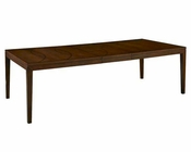 Somerton Dwelling Rectangular Leg Table Claire de Lune SO-801-64