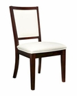 Somerton Dwelling Side Chair in Dark Brown Soho SO-432-33 (Set of 2)