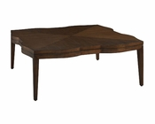 Somerton Dwelling Square Cocktail Table Claire de Lune SO-801A06