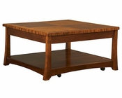 Somerton Dwelling Square Lift Coffee Table Milan SO-153-18