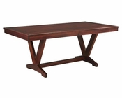 Somerton Dwelling Stylish Dining Table Studio SO-431-62