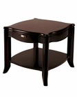 Somerton Dwelling Traditional End Table Signature SO-138-02