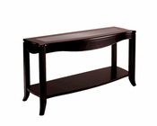 Somerton Dwelling Traditional Sofa Table Signature SO-138-05