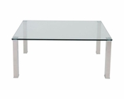 Square Coffee Table Beth by Euro Style EU-38702