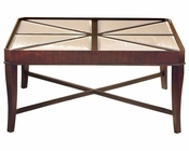 Square Coffee Table Metropolis by Hekman HE-704010067