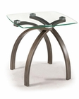 Square End Table Frisco by Magnussen MG-T2700-01