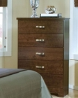 Standard Furniture 5 Drawer Chest Melrose ST-57555