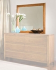 Standard Furniture Bedroom Mirror Drake Caramel ST-94158