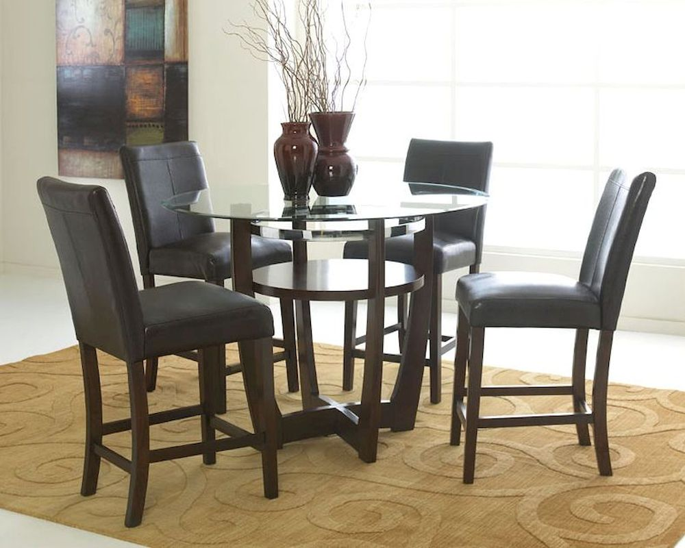 Counter Height Dining Tables: Standard Furniture Counter Height Dining Set Apollo ST-10800CH