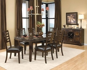 Standard Furniture Dining Set Bella ST-16840D