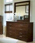 Standard Furniture Dresser & Mirror Melrose ST-57559-68