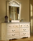 Standard Furniture Dresser & Mirror Seville ST-6409-18