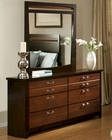Standard Furniture Dresser & Mirror South Beach ST-61909-18