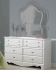 Standard Furniture Dresser Spring Rose ST-50259
