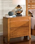 Standard Furniture Night Stand Drake Caramel ST-94157