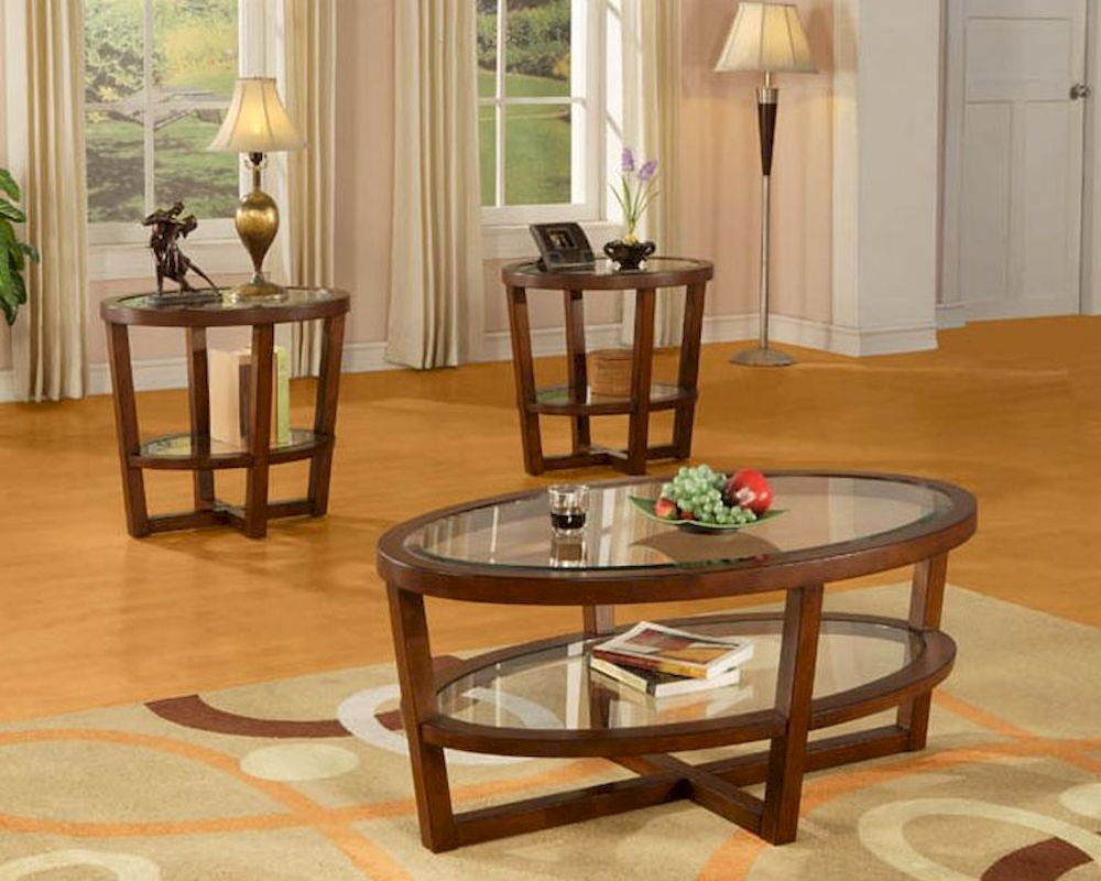 Standard Furniture Occasional Table Set Opus St 21383