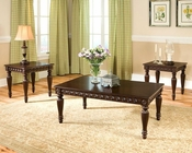 Standard Furniture Occasional Table Set Wilshire Court ST-24053