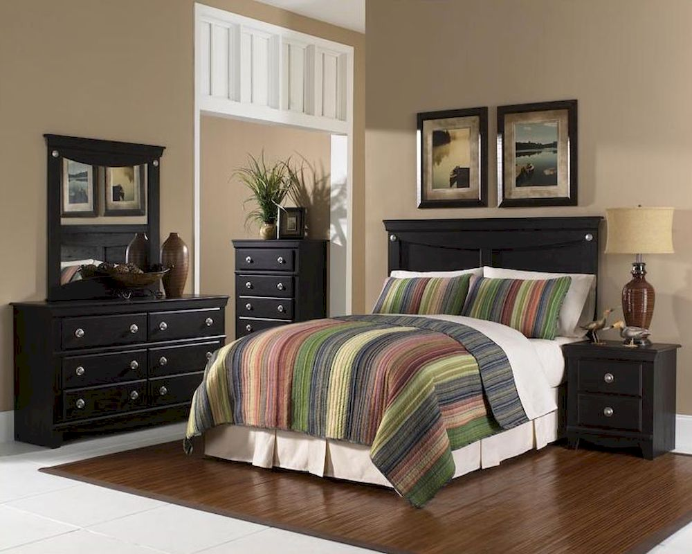 Standard Furniture Panel Bedroom Set Carlsbad St 50403set Iphone Wallpapers Free Beautiful  HD Wallpapers, Images Over 1000+ [getprihce.gq]