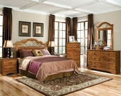 Standard Furniture Panel Bedroom Set Hester Heights ST-61150