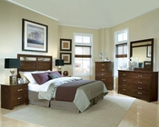 Standard Furniture Panel Bedroom Set Melrose ST-55181SET