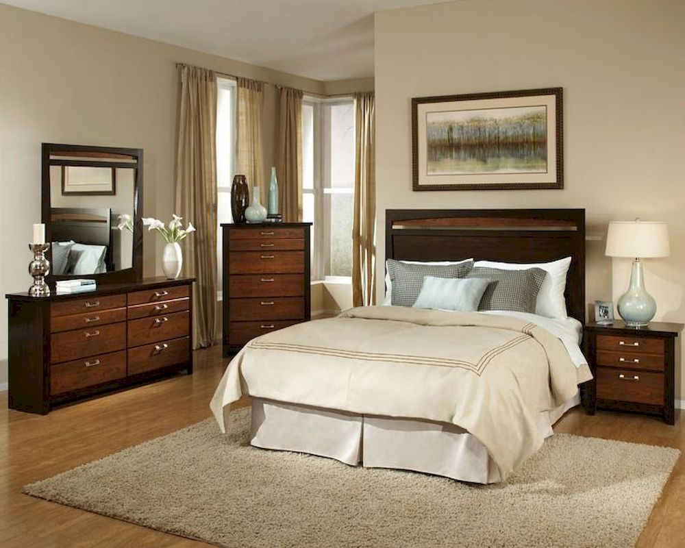 Standard Furniture Panel Bedroom Set South Beach St 61900set