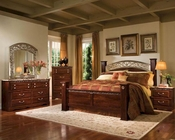 Standard Furniture Poster Bedroom Set Triomphe ST-572POSTER