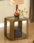 Standard Furniture Rectangle End Table Ovation ST-20132
