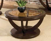 Standard Furniture Round Cocktail Table La Jolla ST-23761
