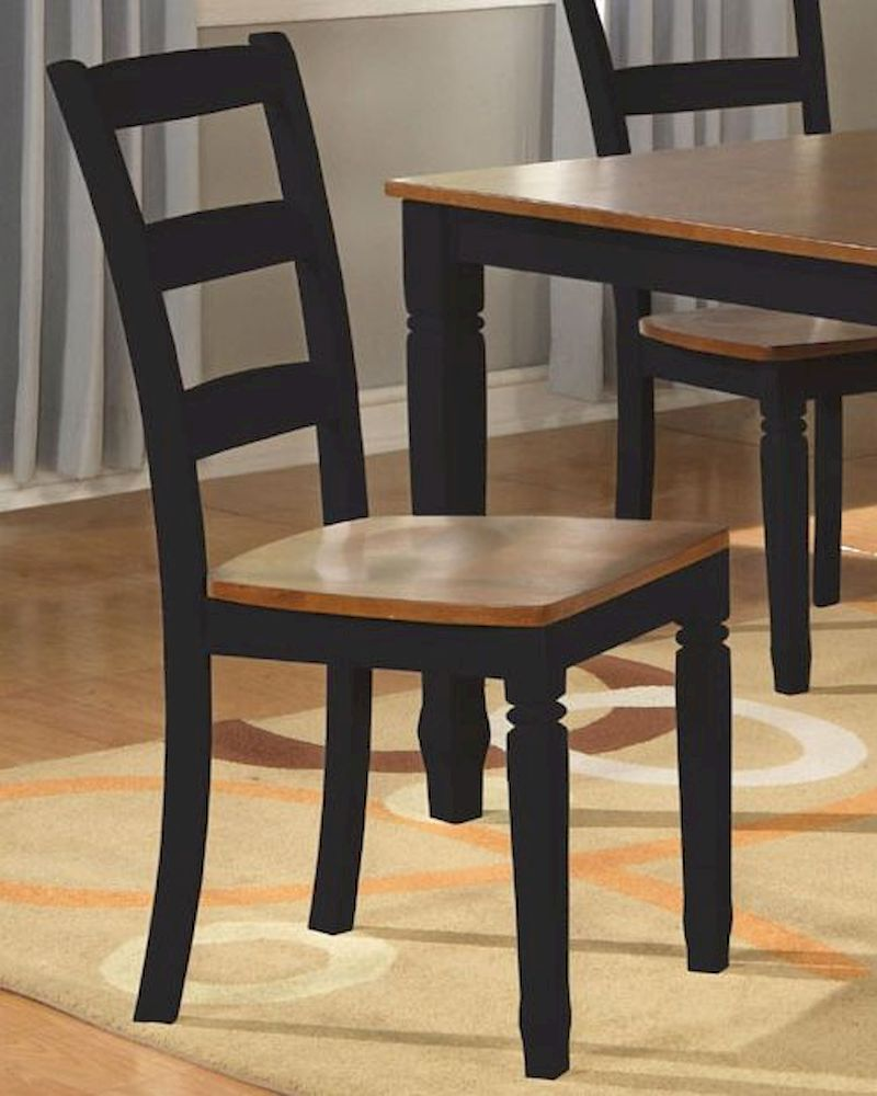Standard Furniture Side Chair Brentwood St 11124 Set Of 2